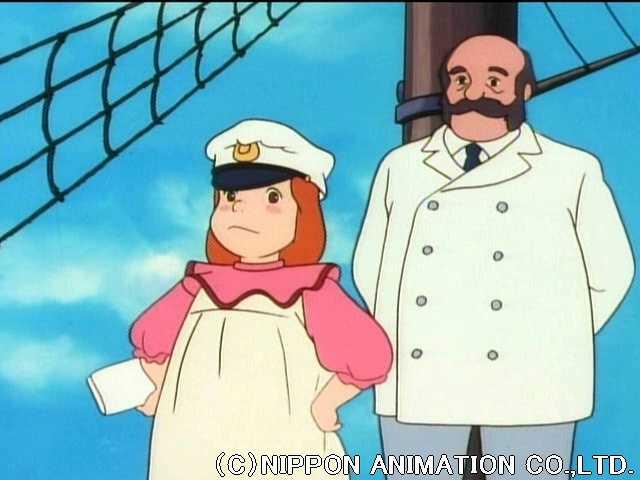 第5話 フローネ船長