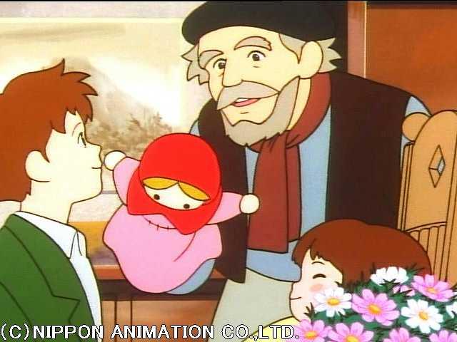 第20話 テオじいさんの人形劇