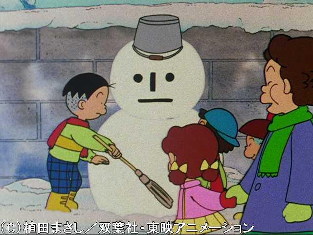 第18話 滑って転んでOH!雪の日/課長はつらいよ/子…
