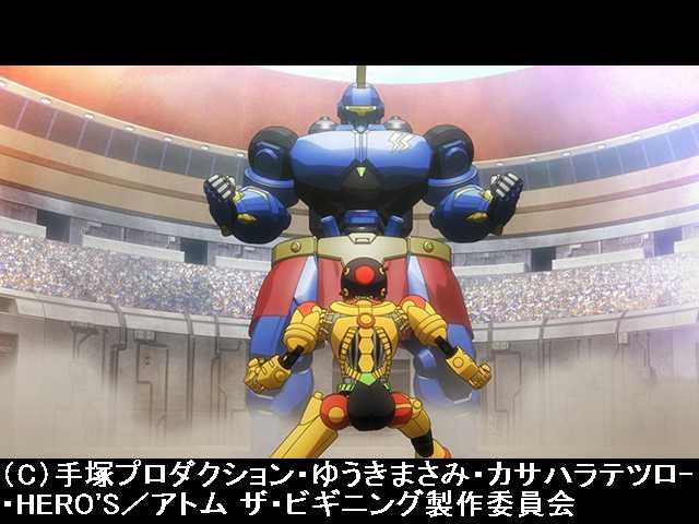 #8 ロボットレスリング