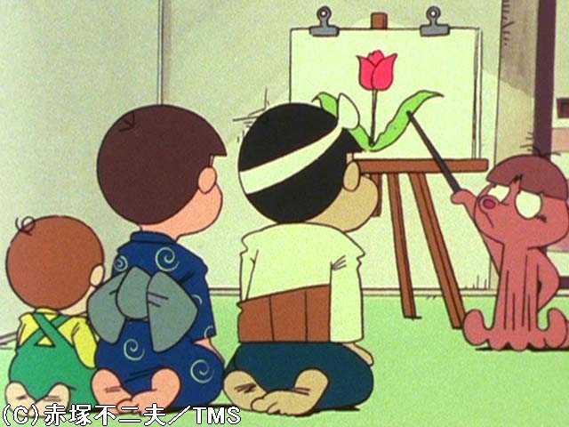 #17 A:タコさんタコさん勉強するのだ/B:ゴミだらけ…