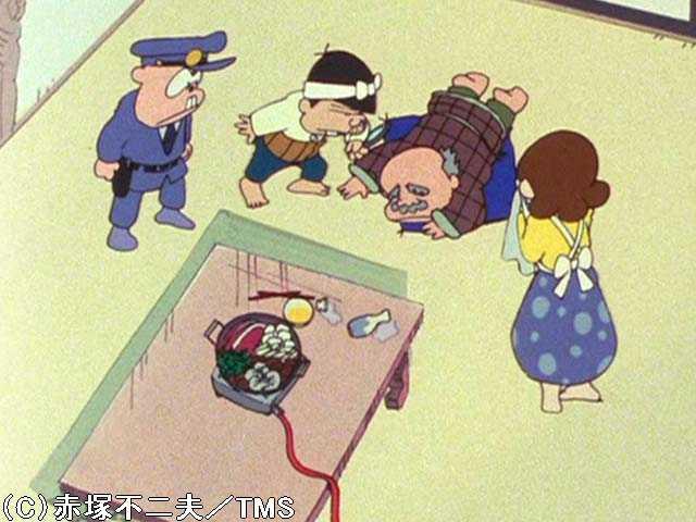 #30 A:スキヤキ殺人事件なのだ/B:先生のセンセーシ…