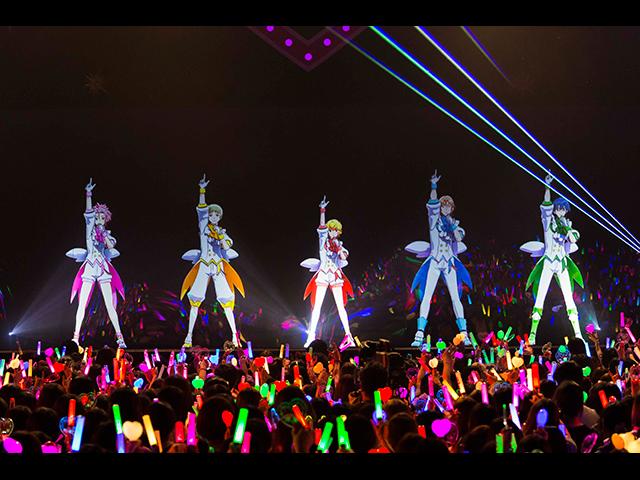 美男高校地球防衛部LOVE!CG LIVE!SPE…