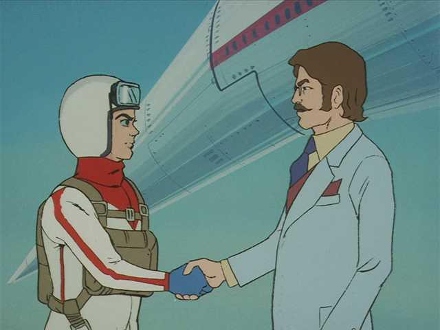 第7話 ギャラクターの大航空ショー
