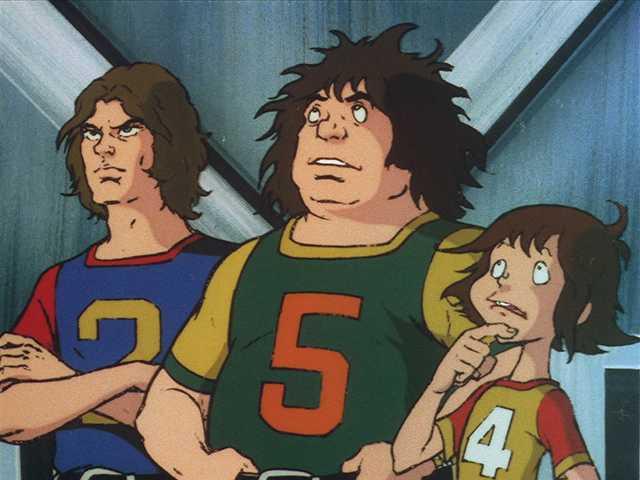 第65話 合成鉄獣スーパー・ベム
