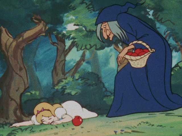 第18話 急げ!白雪姫があぶないペッチャ