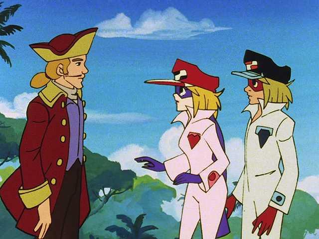 第52話 海賊船長ジルバーだコロン