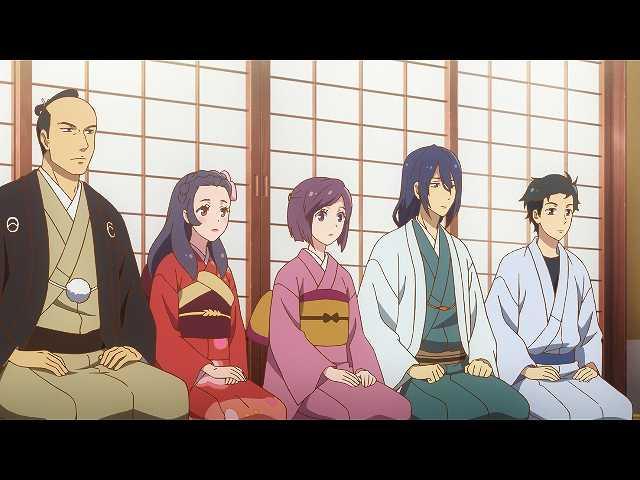 第十一幕 似せ紫