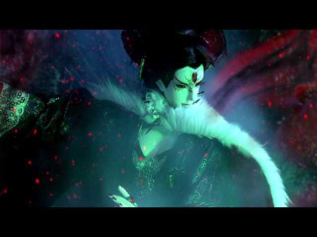 第三話 夜魔の森の女