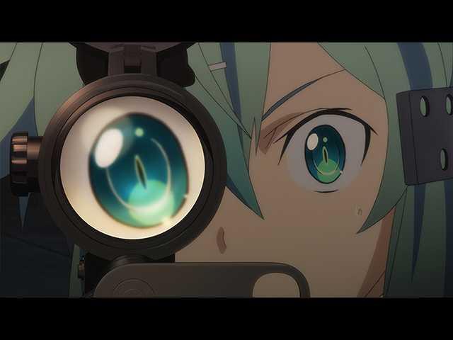 第2話 「氷の狙撃手」