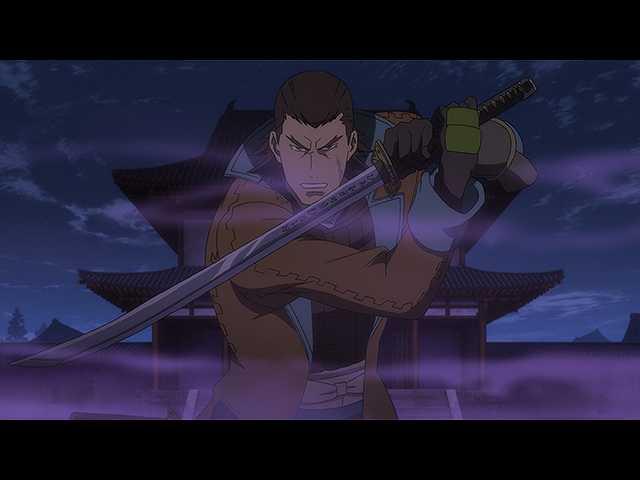 #8 血風大伽藍!小十郎絶体絶命