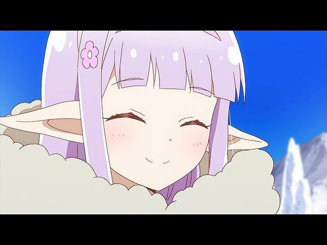 ろ~る10 雪山の夢~!