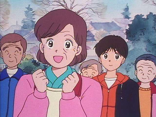 第22話 GO GO おばあちゃん