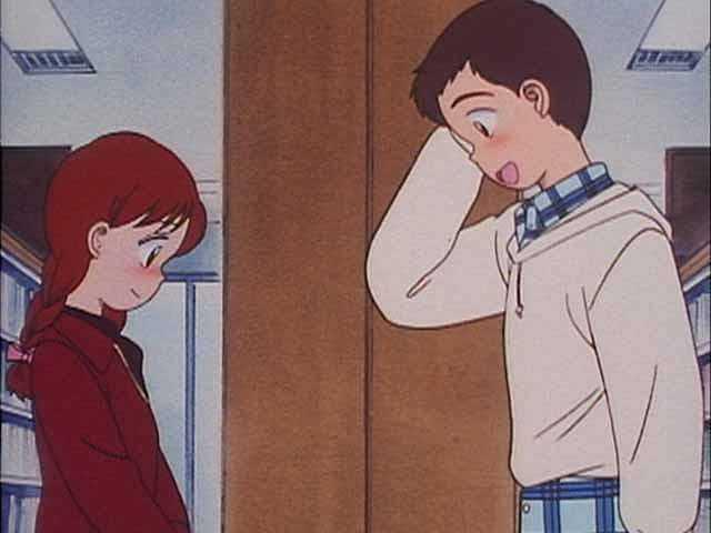 第55話 姫子のドタバタ恋愛講座