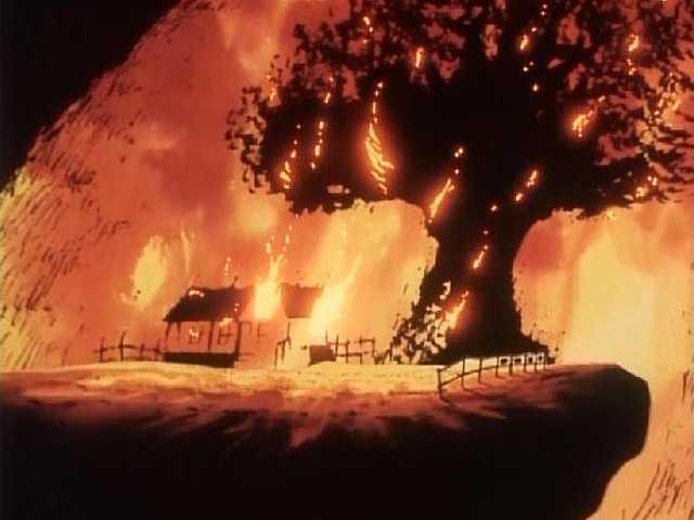 #23 風と火の記憶