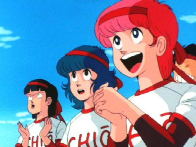 第3話 めざせ甲子園!?超人変態ベースボール