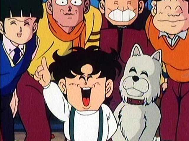 第9話 ハジのかき初め!新春カルタ大会/よろしく迷犬…
