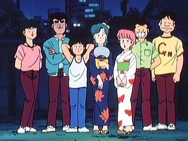 第34話 夏休みズボラ日記/納涼ヘンタイ花火大会