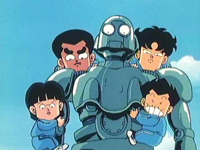 第62話 がんばれ!ロボットくん