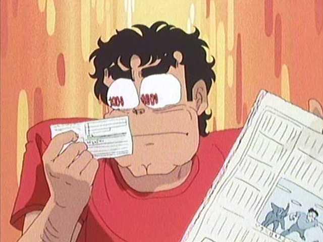 第79話 事代先生の宝クジ騒動/人気教師ベストテン