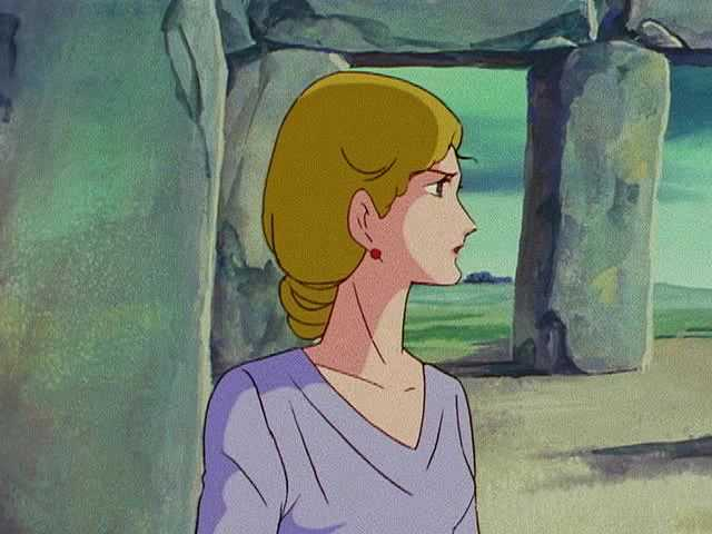 第7話 巨石神殿の怪人