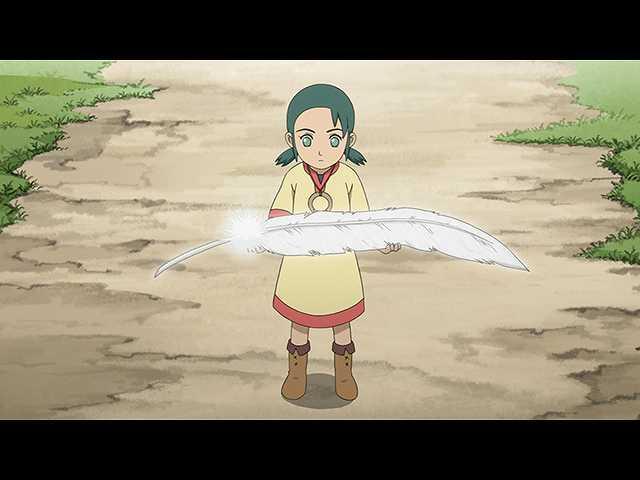 第12話 白銀の羽