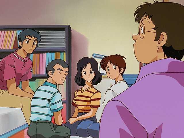 第19話 大逆転!千川野球部誕生?