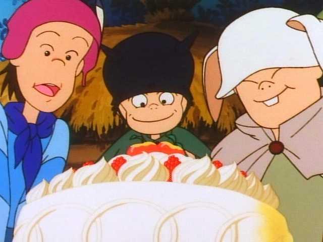 第9話 ネバーランドの法律?毎日が誕生日だ!