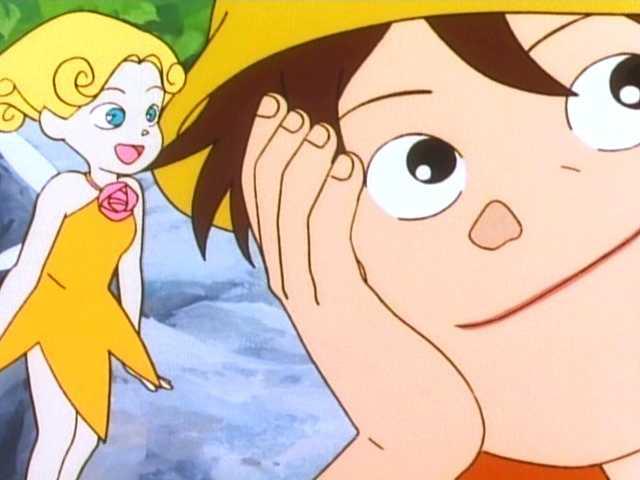 第29話 妖精プシケ!勇気を出して飛びたて