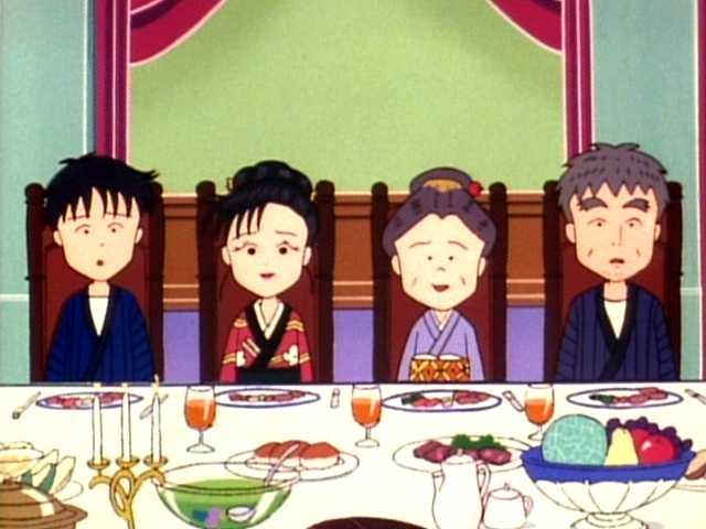 第6話 江戸ッ子の国のゲタ屋一家がやってきた