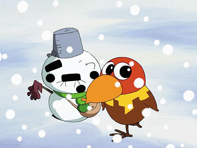 第31話 冬の雪だるまつり