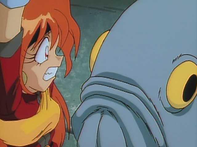 #5 『Escape!炎の半魚人ヌンサ!』