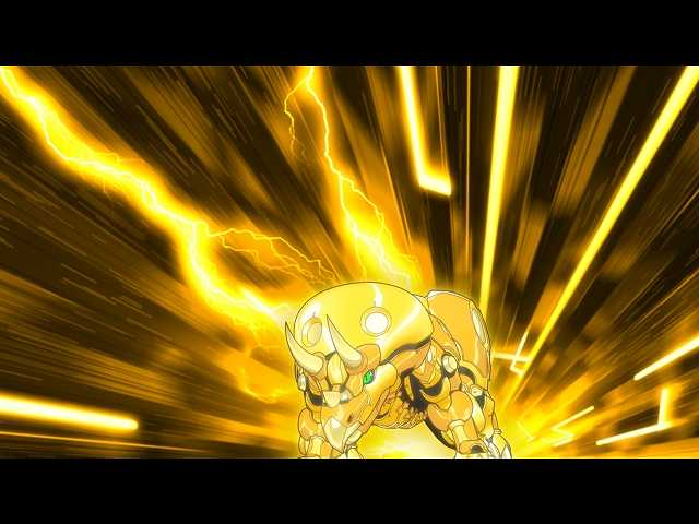 第35話 新たなるゴールド爆丸/誇りの仮面