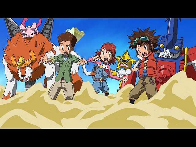 第12話 サンドゾーン、遺跡で大冒険!