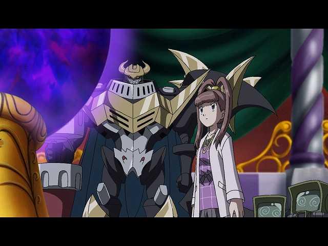 第16話 黒騎士デジモン、参上!