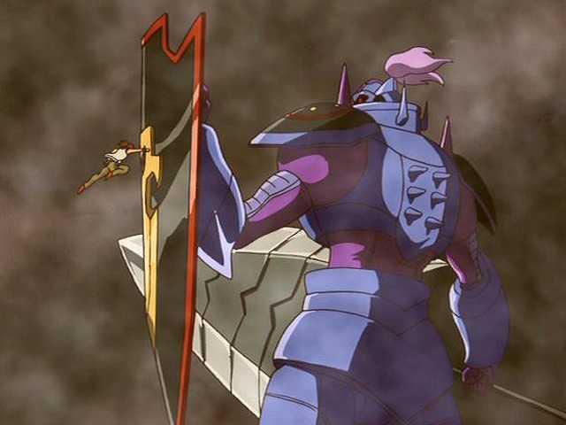 第44話 砕け! クレニアムモンの最強の盾