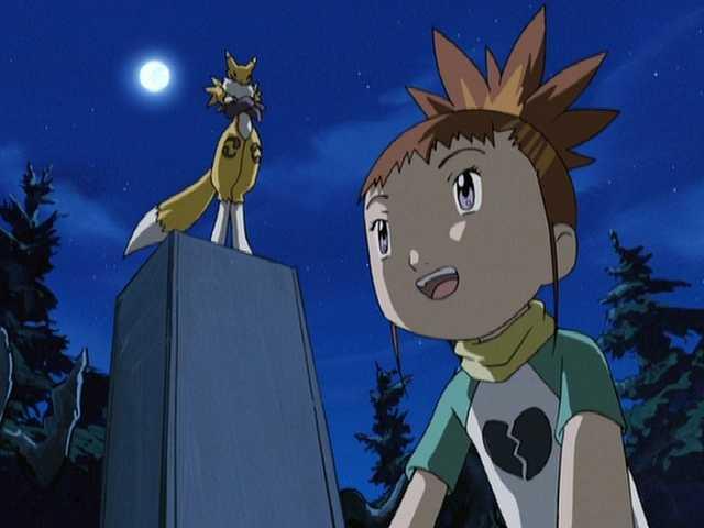 第18話 美しき進化! 月光に舞うタオモン