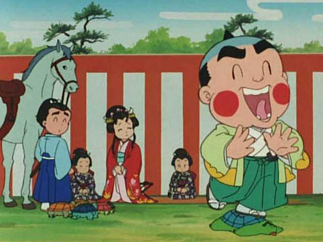 若ちゃまくん!江戸時代でヒーコラバヒン【前編】