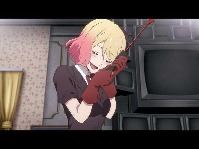 第6話 Zack is the only one who can kill me.