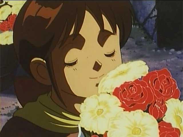 #29 戦いの野に花束を