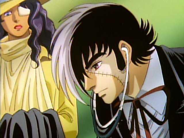 カルテ3 ブラック・ジャック<OVA>マリア達の勲章