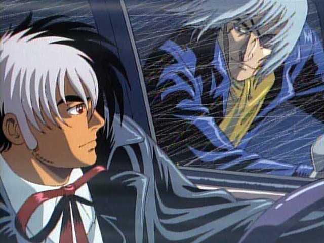 カルテ4 ブラック・ジャック<OVA>拒食、ふたりの黒…