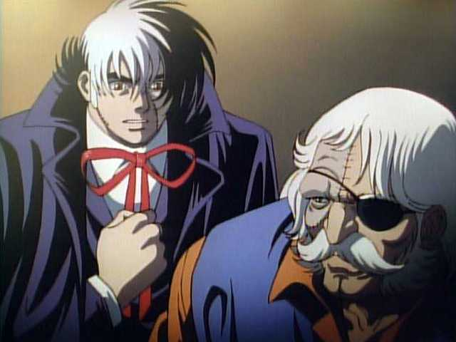 カルテ5 ブラック・ジャック<OVA>サンメリーダの鶚