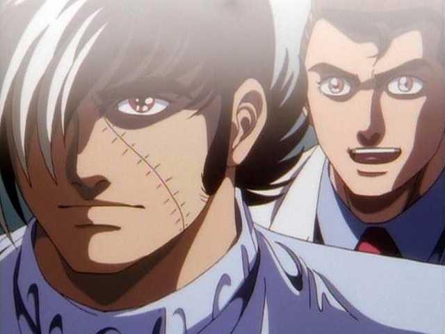 カルテ7 ブラック・ジャック<OVA>白い正義