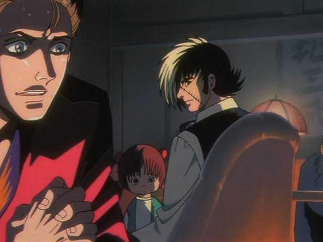 カルテ9 ブラック・ジャック<OVA>人面瘡