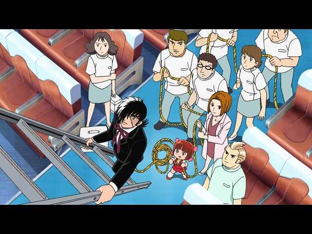 episode.6 空飛ぶ病院