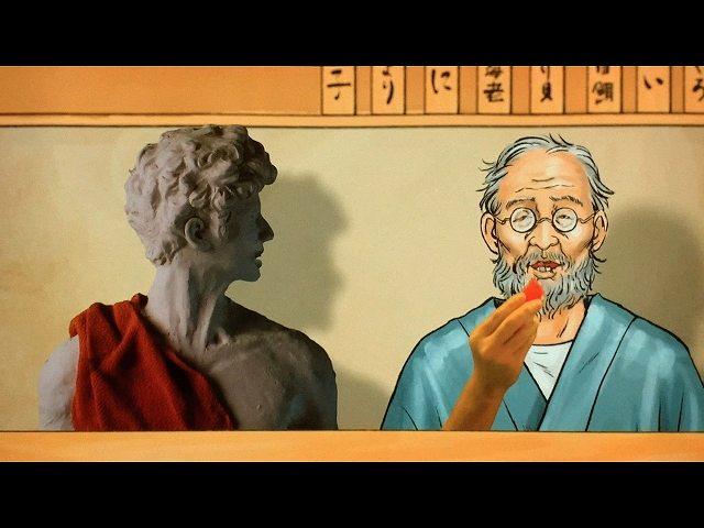 第18話 哲学者の食卓