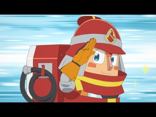 第06話 消防車ポンプ、出動!