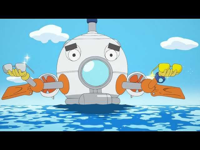 第70話 カークンの海底探索