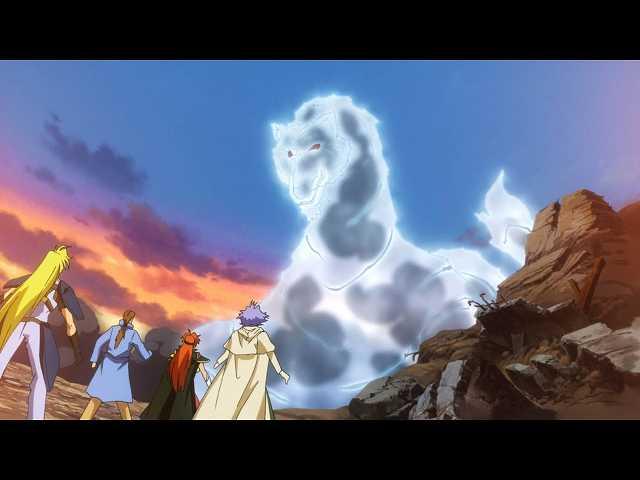 第11話 KEEP OUT しのびよる魔獣!